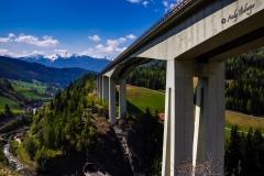 Südtirol Brennerautobahn Andy Ilmberger