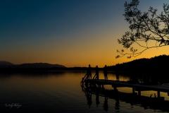 Kirchsee nach Sonnenuntergang - Andy Ilmberger