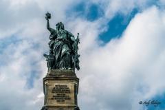 Niederwalddenkmal Germania - Andy Ilmberger