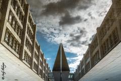 Architektur Spiegelung - Andy Ilmberger