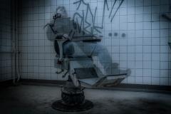 Ghost of Beelitz Behandlungststuhl - Andy Ilmberger