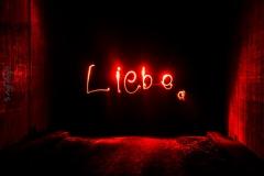 Lichtmalerei Rot wie die Liebe - Andy Ilmberger