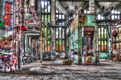 Lost Places HKW Aubing - Andy Ilmberger