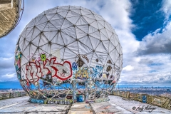 Lost Places Teufelsberg Berlin - Andy Ilmberger