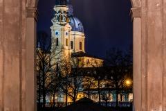 Theatinerkirche München bei Nacht - Andy Ilmberger