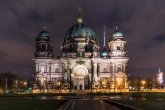 Berliner Dom bei Nacht - Andy Ilmberger