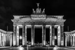 Berlin Brandenburger Tor bei Nacht - Andy Ilmberger