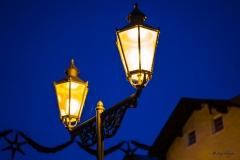 Wolfratshausen bei Nacht - Andy Ilmberger
