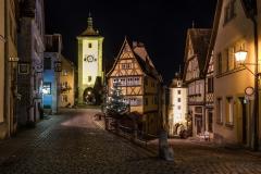 Rothenburg ob der Tauber - Plönlein - Andy Ilmberger