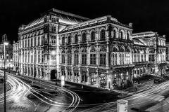 Wiener Oper bei Nacht - Andy Ilmberger
