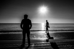 Sonnenaufgang am Strand - Andy Ilmberger