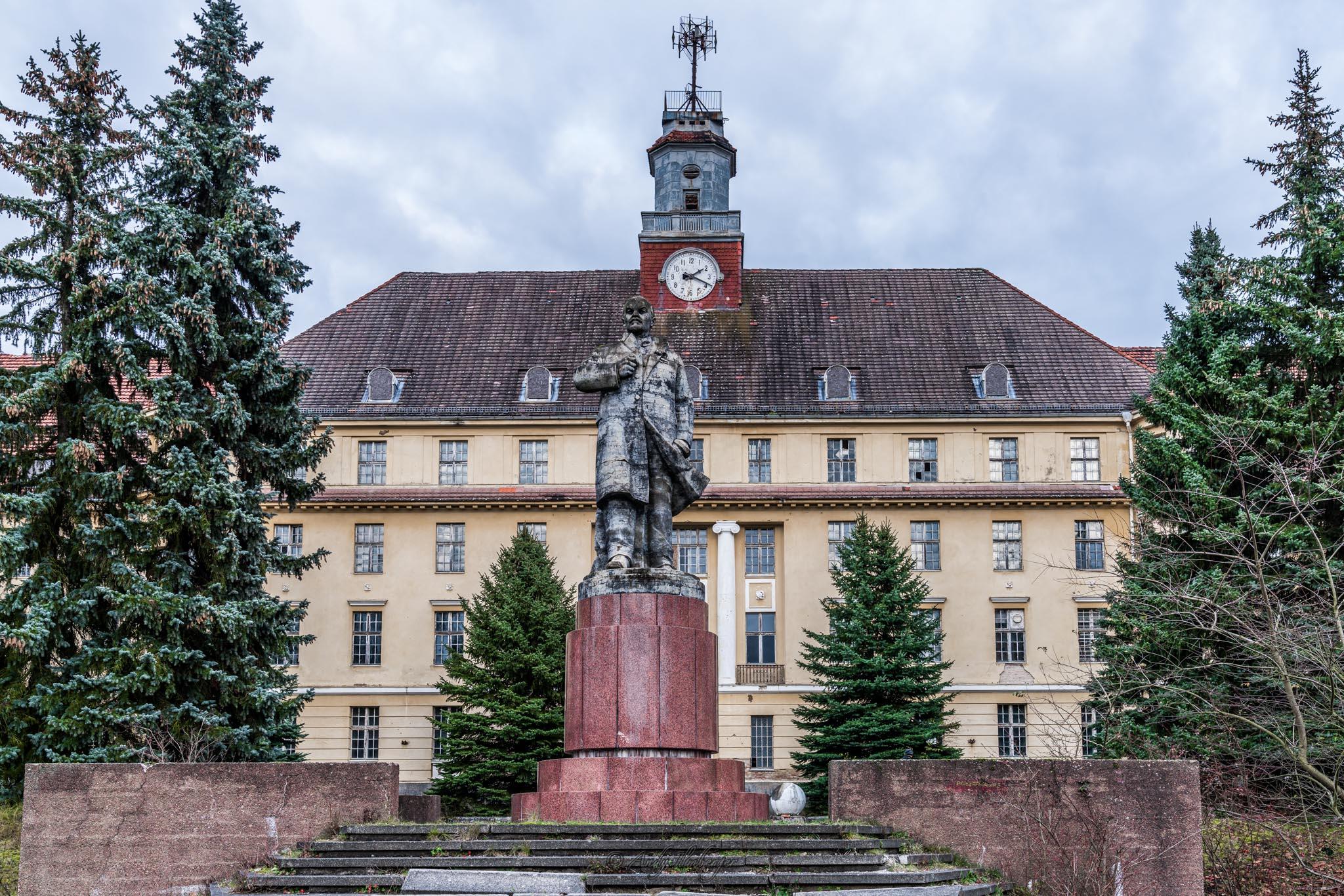 Lost Place Wünsdorf nahe Berlin – die Verbotene Stadt